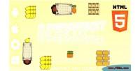 Market super html5 capx game