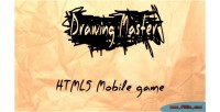Master drawing game mobile html5