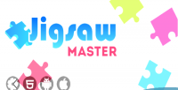 Master jigsaw html5 based game puzzle ads admob with