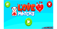 Match3 html5 game construct mobile capx 2 match3