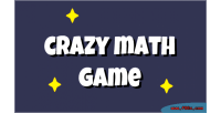 Math crazy game