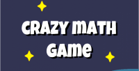 Math crazy game