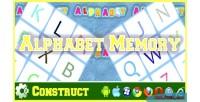 Memory alphabet