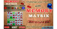 Memory c2 matrix