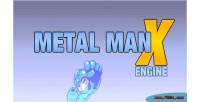 Metal super engine x man