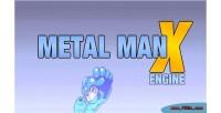Metal super engine x man