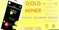 Miner gold score share game