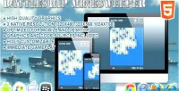 Minesweeper battleship html5 game