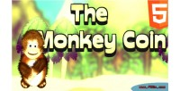Monkey the coin