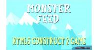 Monster feed game mobile html5