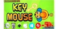 Mouse key html5 mobile capx game