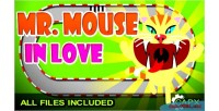 Mouse mr in love html capx