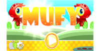 Mufy html5 game construct ads capx 2