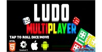 Multiplayer ludo html5 capx game