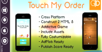 My order addictive game html 5 construct 2 template admob re score publish my