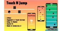 N touch game html5 jump