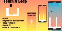 N touch game html5 leap