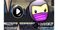 Ninja incredible html5 capx game