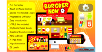 Now burguer capx mobile html5 and