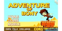 Of adventure bony capx game html