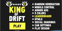 Of king drift html5 game ads mobile cocoon 3 constr2 leaderboard