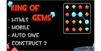 Of king gems game mobile html5
