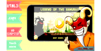 Of legend capx_html5 samurai the