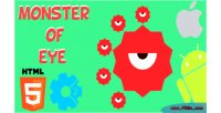 Of monster game html5 eye
