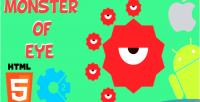 Of monster game html5 eye