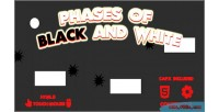 Of phases white & black