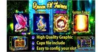 Of queen fairies slot