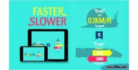 Or faster game html5 slower