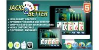 Or jacks better game casino html5