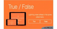 Or true game html5 false