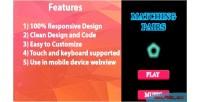 Pairs matching html5 game