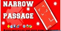 Passage narrow html5 game
