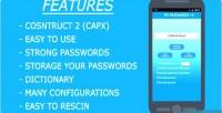 Password generator html 5 construct 2 admob app mobile