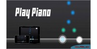 Piano play html5 game