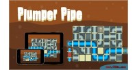 Pipe plumper html5 game