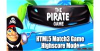Pirate the game 3 match