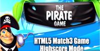 Pirate the game 3 match