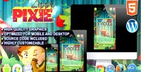 Pixie zippy game puzzle html5