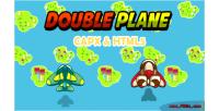 Plane double