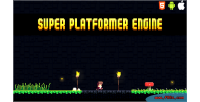 Platformer super engine