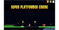 Platformer super engine