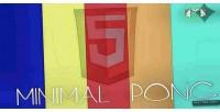 Pong minimal