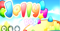Pop jelly html5 admob game puzzle