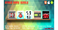 Popular html5 game bundle