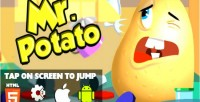 Potato mr html5 capx game