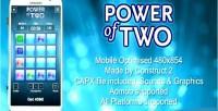 Power of two html5 capx game power